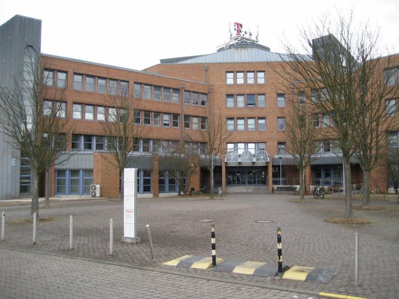 Telekomgebäude Giessen